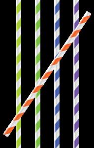 Five straws