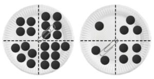 Two paperplate spinners