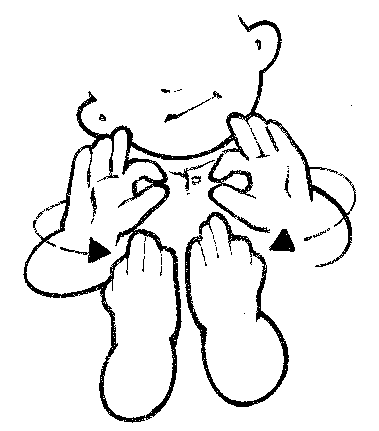 Sign language for Family