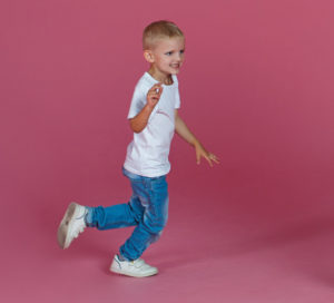 Child skipping