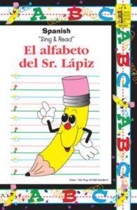 El Alfabeto del Sr. Lapiz